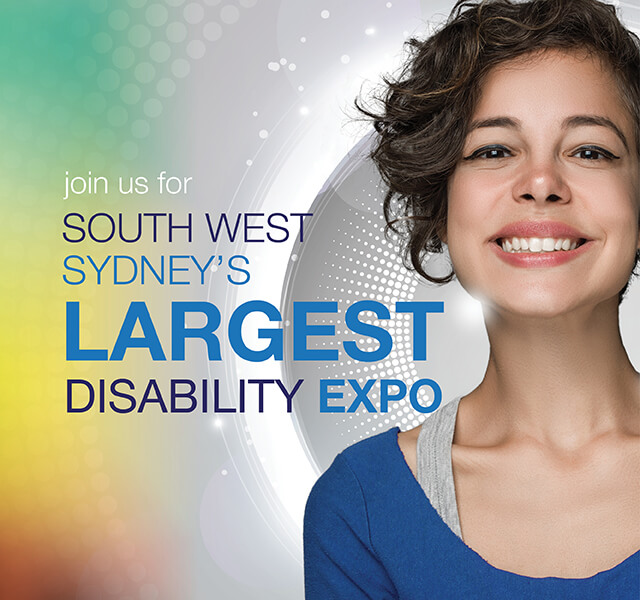 Join us for South West Sydney's Largest Disability Expo